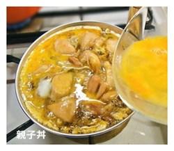 oyakodon0818-2 親子丼 フライパンひとつで簡単めんつゆレシピ!ふわとろ玉ひでの作り方