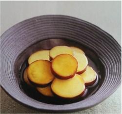 satumaimo0802-02 さつまいも レンジで簡単シリコンスチーマーのふかし方や甘煮の作り方!