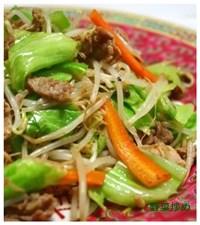 yasaiitame0131-2 野菜炒め 人気の豚肉レシピ!作り方のコツは?ウェイパー簡単味付け!