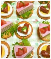 ohanami0312-2 お花見弁当 人気で簡単おかずレシピ!美味しいおつまみの作り方!
