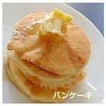 pankeki0504 パンケーキ ホットケーキミックス簡単人気レシピ!ふわふわに作るコツ!