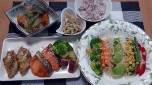 1012-1 さわらレシピ 塩焼き・味噌・ムニエル・照り焼き紹介