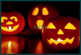 1022-444 かぼちゃのお菓子 簡単ケーキレシピ