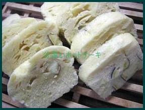 1101-11 分厚いホットケーキ 牛乳パックでお店ようなふわふわに作りたい!