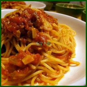 kya トマト缶レシピ 我が家の人気1 位パスタも紹介します。