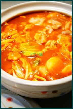 1109-1 トマト鍋レシピ 人気の具材一覧表