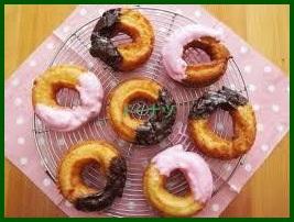 1 ドーナツはホットケーキミックスで作る! ふわふわ1位レシピ