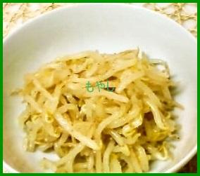 moyasi27-1 もやしレシピ 人気1位のナムル・炒め物・サラダ