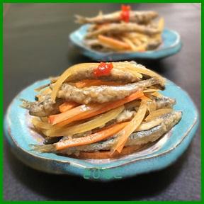 kibi1 きびなご人気のレシピ 煮付け・唐揚げ・南蛮・イタリアン