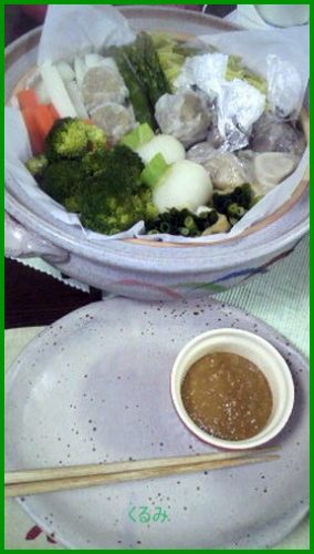 kuru1 生くるみの美味しい食べ方 レシピ