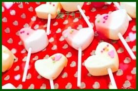 ba1 バレンタイン 大量に手作り簡単かわいい友チョコレシピ