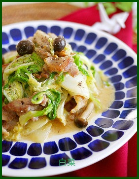 ha1 白菜の炒め人気1位レシピは? 豚肉が1番合います。