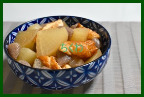 tiku1 ちくわレシピ クックパッドで人気の煮物料理