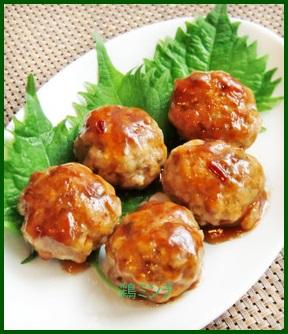 tori1 鶏ミンチ 人気レシピ ハンバーグ・つくね・ナゲット・そぼろ等