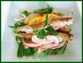 haru1 魚の人気レシピ  春らしい簡単料理