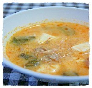 kimuti1-300x285 キムチスープ人気レシピ  子供用のレシピも!