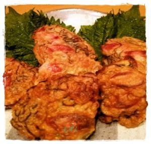 mozu1-300x285 もずくの天ぷらレシピが人気なの?揚げ方は?(沖縄料理)