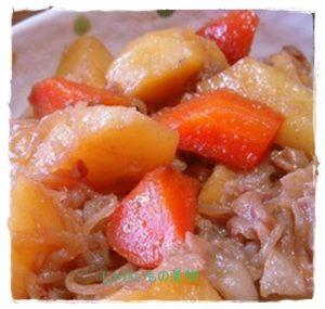 jyaga1-300x285 ジャガイモの煮物レシピ 人気 1 位は?肉じゃが?!
