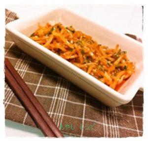 moya1-300x285 もやしを袋のまま冷凍保存してお弁当にも簡単ナムルレシピを!