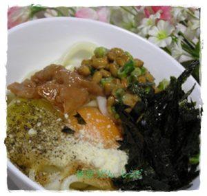 natto1-300x285 うどんと納豆のレシピ クックパッド人気 1位は?温かいうどんアレンジも!