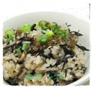 asari1-300x285 むき身あさりの炊き込みご飯 人気で簡単な味付け7通りレシピ