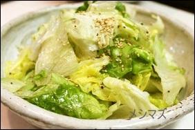 5tukurepo2000 レタスレシピ人気の簡単サラダ・スープ・チャーハン!冷凍保存や解凍方法は?